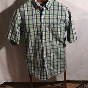 Short-sleeve button down by Izod Saltwater